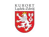 Gmina Lądek-Zdrój - logo